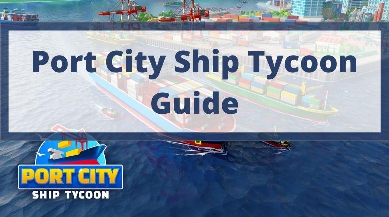 Port City Ship Tycoon