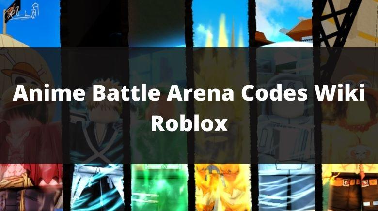 Anime Battle Arena Codes Wiki Roblox