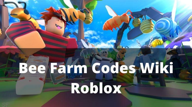Bee Farm Codes Wiki Roblox