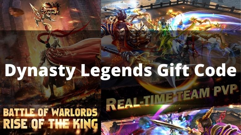 Dynasty Legends Gift Code