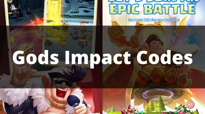 Gods Impact Codes