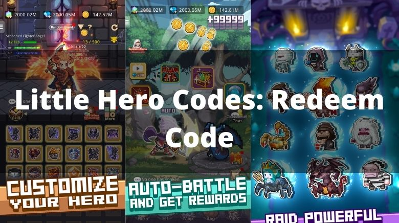 Little Hero Codes Redeem Code
