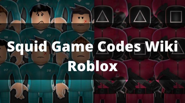 Squid Game Codes Wiki Roblox