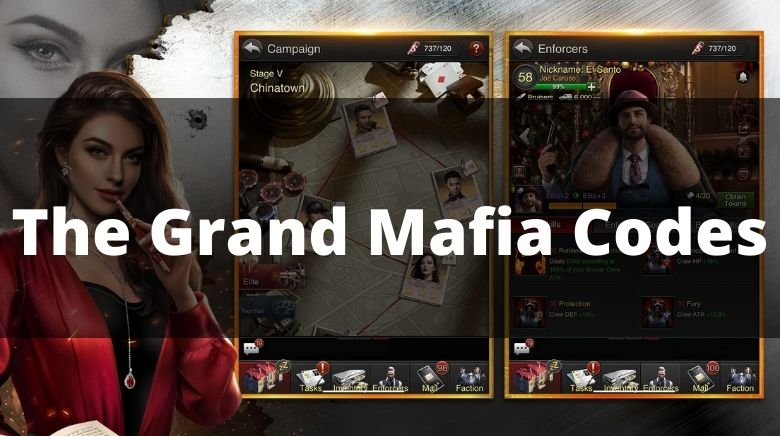 The Grand Mafia Codes