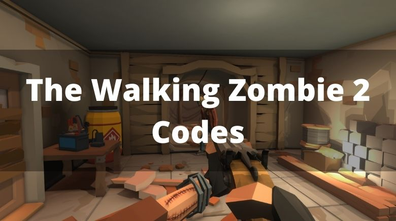 The Walking Zombie 2 Codes