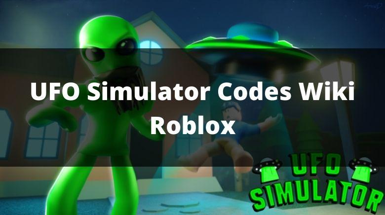 UFO Simulator Codes Wiki Roblox