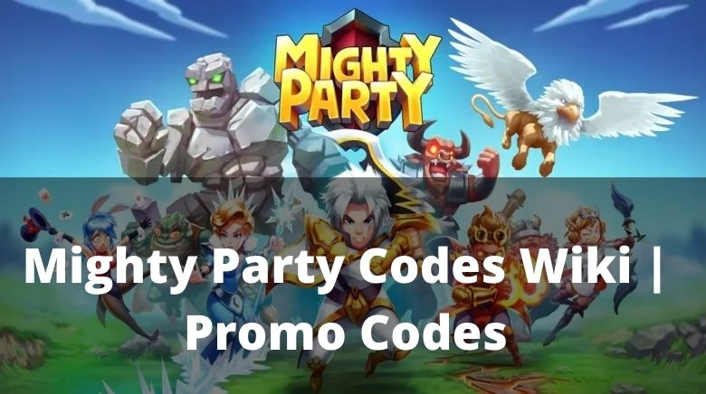 Mighty Party Codes Wiki Promo Codes